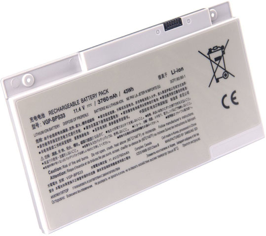 Battery for Sony VAIO SVT151A11U laptop