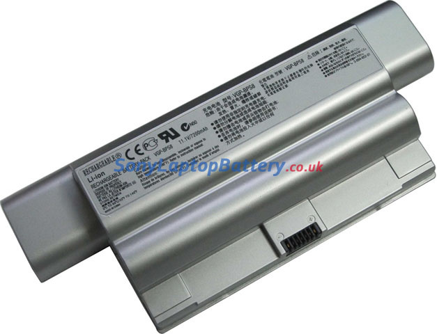 Battery for Sony VAIO VGN-FZ240E laptop